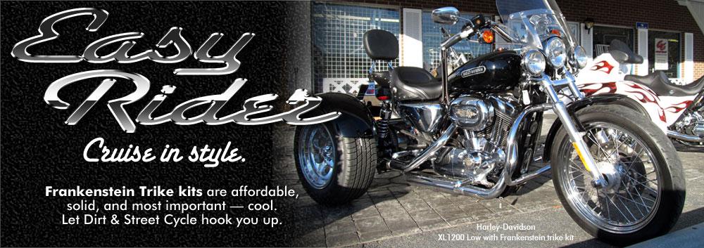 Dft Trikes Dft Home >> Dirt & Street Cycle :: Home